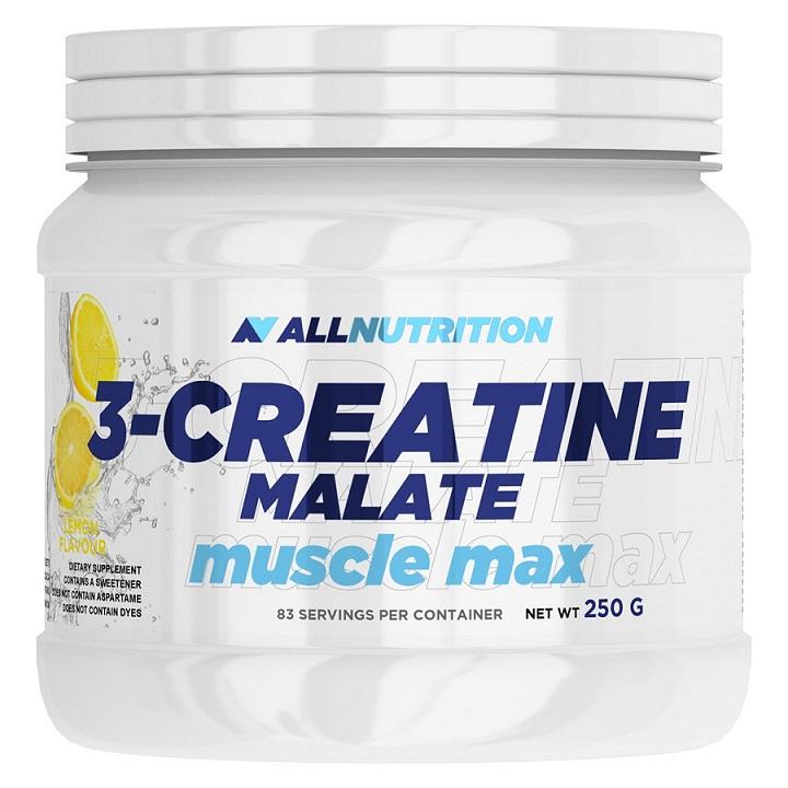 3-Creatine Malate, Lemon - 250g versandkostenfrei/portofrei bestellen/kaufen