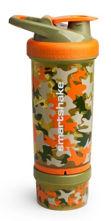 Revive Series Shaker, Camo Orange - 750 ml. versandkostenfrei/portofrei bestellen/kaufen