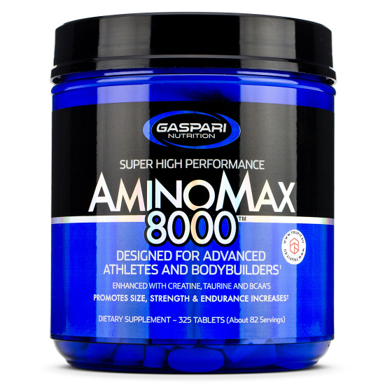 AminoMax 8000 - 325 tablets versandkostenfrei/portofrei bestellen/kaufen
