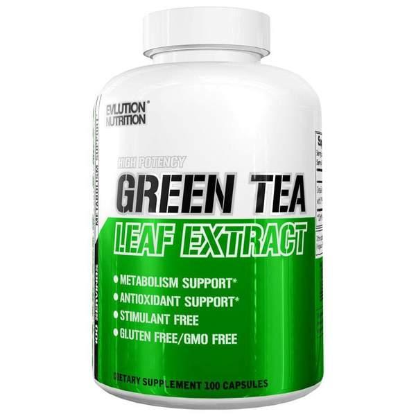 Green Tea Leaf Extract - 100 caps versandkostenfrei/portofrei bestellen/kaufen