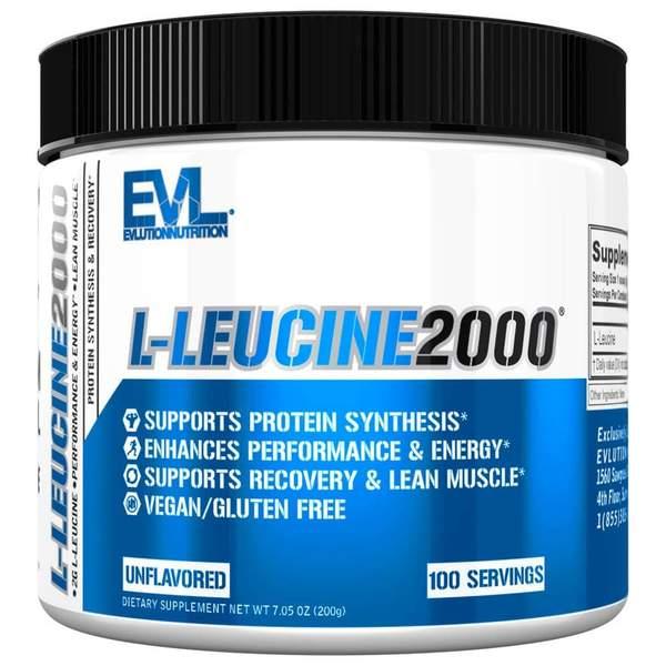 L-Leucine 2000, Unflavored - 200g versandkostenfrei/portofrei bestellen/kaufen