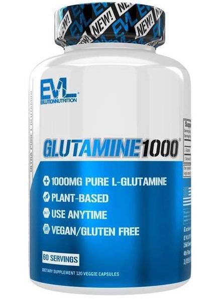 Glutamine 1000 - 120 vcaps versandkostenfrei/portofrei bestellen/kaufen