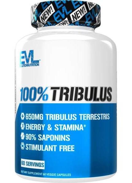 100% Tribulus, 650mg - 60 vcaps versandkostenfrei/portofrei bestellen/kaufen