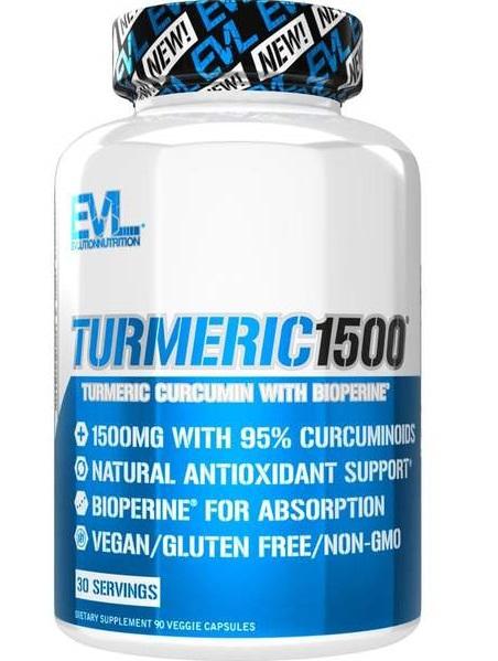 Turmeric 1500 - 90 vcaps versandkostenfrei/portofrei bestellen/kaufen