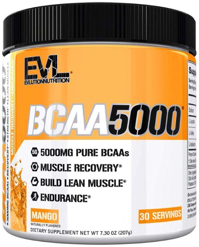BCAA 5000, Mango - 207g versandkostenfrei/portofrei bestellen/kaufen
