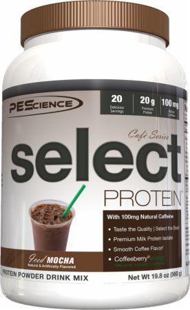 Select Protein Cafe, Iced Mocha - 560g versandkostenfrei/portofrei bestellen/kaufen