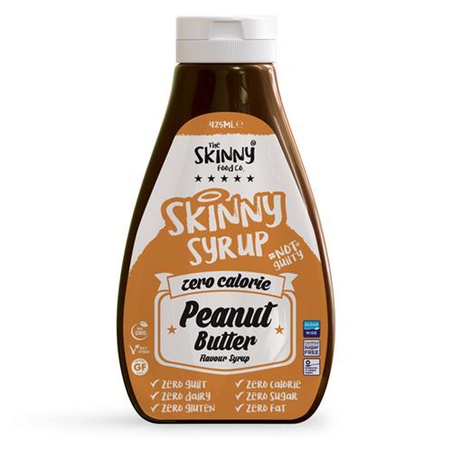 Skinny Syrup, Peanut Butter - 425ml versandkostenfrei/portofrei bestellen/kaufen