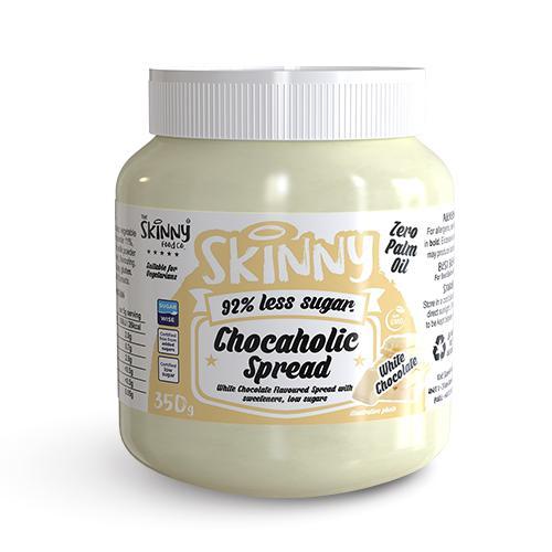 Chocaholic Spread, White Chocolate - 350g versandkostenfrei/portofrei bestellen/kaufen